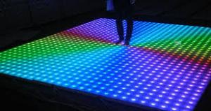 floor led display